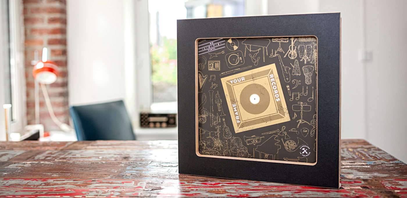 Frame Your Records